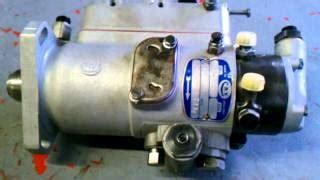 Perkin Fuel Injector Diagram by Perkins 4 108 Cav Fuel Injection