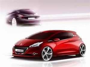 Peugeot 208 Tuning : peugeot 208 gti and xy design gallery car body design ~ Jslefanu.com Haus und Dekorationen