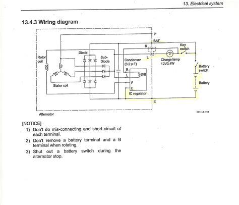 Isuzu Npr Alternator Wiring Diagram Sample