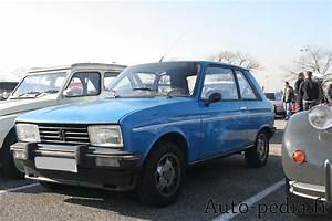 Peugeot 104 Zs Occasion : photos du parking collection epoqu 39 auto 2012 ~ Medecine-chirurgie-esthetiques.com Avis de Voitures