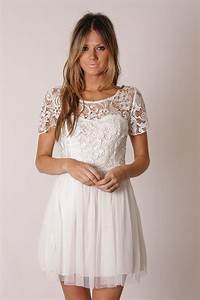 37 best images about white bridal shower dresses on With white dress for wedding shower