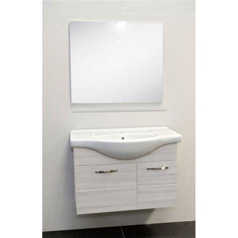 mobile bagno con specchio mobile bagno con lavabo e specchio