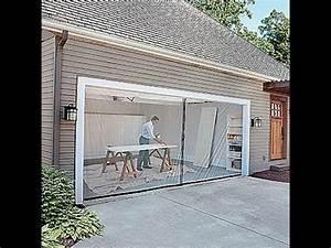 Garage Größe Für 2 Autos : improvements 2car garage screen kit youtube ~ Jslefanu.com Haus und Dekorationen