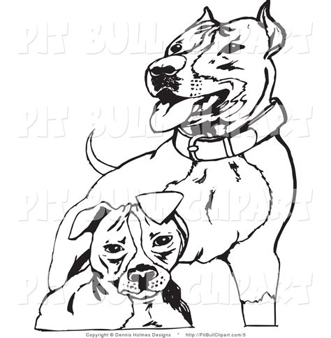 pit clipart black and white royalty free stock pit bull designs