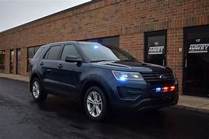 2017 Ford Interceptor Utility - Unmarked