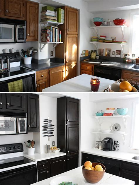 updating oak kitchen cabinets before and after benefits of gel stain and how to apply it diy network