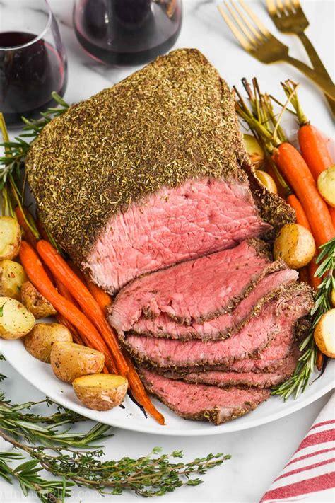 top roast beef recipe wine glue