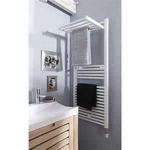 Porte Serviette Brico Depot : radiateur seche serviette eau chaude et electrique achat ~ Dailycaller-alerts.com Idées de Décoration