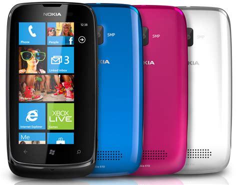 nokia lumia 610 ein schickes windows phone f 252 r