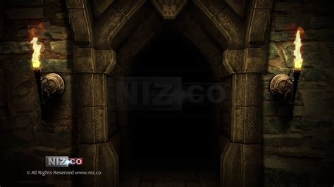 Dungeon Background The Dungeon 2 Royalty Free Background Loop Hd 1080p