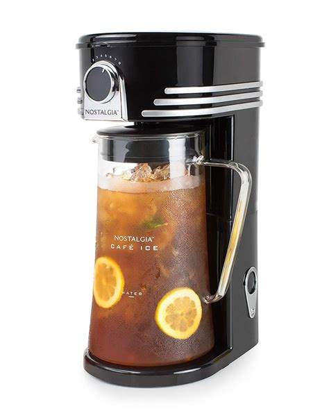 Best coffee maker with grinder. Mr. Coffee 3-Quart Iced Tea and Iced Coffee Maker