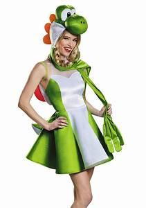 Women39s Yoshi Skirt Costume