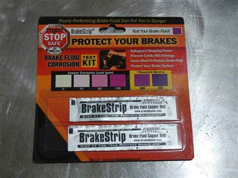 brake fluid system braking test strips moisture worn distance napa absorbs potential issue another longer bad napaonline knowhow need mechanical
