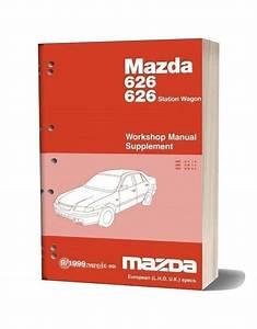 Mazda 626 1998 Workshop Manual Nunavut