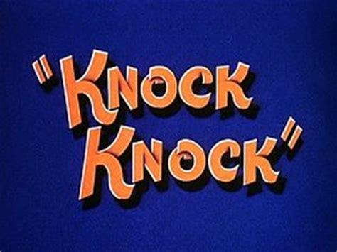 Knock Knock | The Woody Woodpecker Wiki | Fandom