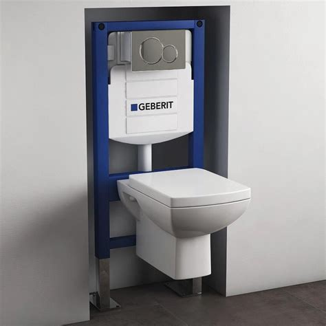 pack promo geberit up320 wc suspendu abattant softclose plaque