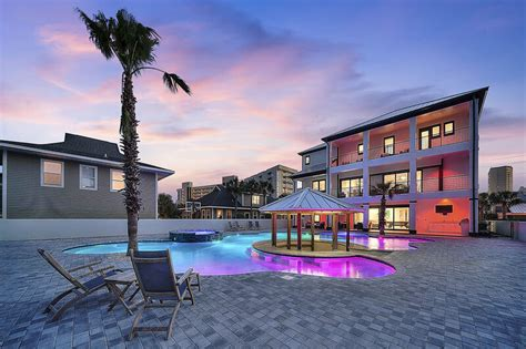 book  destin vacation rentals   private pool