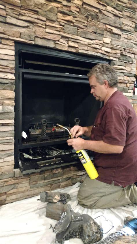 gas fireplace maintenance gas fireplace service repair installation
