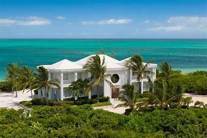 Villa Caicos Turks Villas Rentals Bay Oceanus
