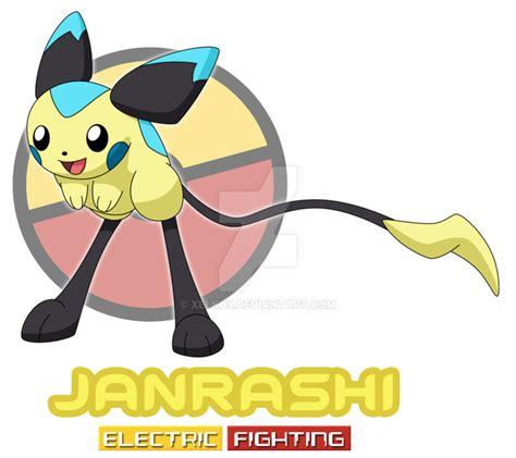 Fakemon: Electric Jerboa by Xelku9 on DeviantArt
