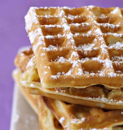 fr3 recette de cuisine gaufres de cyril lignac les meilleures recettes de