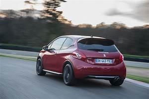 Peugeot 208 Gti Prix : essai peugeot 208 gti 30th hommage sportif la 205 gti photo 46 l 39 argus ~ Medecine-chirurgie-esthetiques.com Avis de Voitures