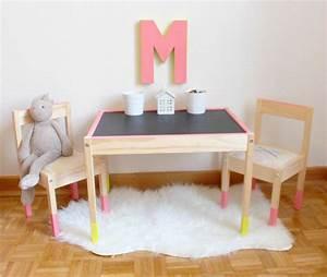 Kindertisch Und Stühle Ikea : ikea latt table hack ikea kinderzimmer und kindertisch ~ Michelbontemps.com Haus und Dekorationen