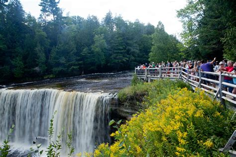 tahquamenon falls cabins peninsula on lonely planet world s 10 best