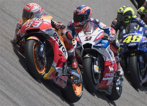 We cover formula 1, motogp, nascar, indycar and all other driving categories. MotoGP Deutschland: Dominant Marquez Wins Over Yamaha's Rossi and Vinales - The Drive