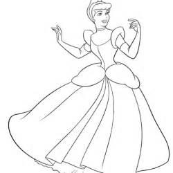 robe de mariã e cendrillon coloriage ã dessiner de cendrillon en robe de mariã e
