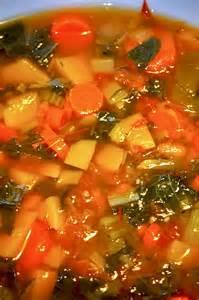 Detox Veggie Soup Recipe