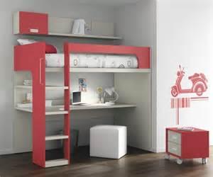 Lit Mezzanine Avec Bureau Intégré Ikea by Le Lit Mezzanine Avec Bureau Est L Ameublement Cr 233 Atif
