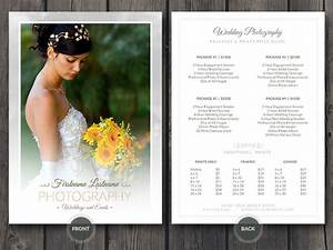 40 psd wedding templates free psd format download With wedding pricing guide