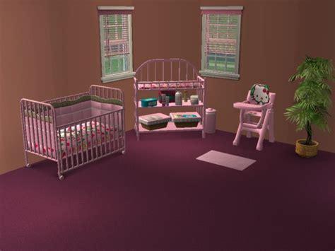 hello chambre bébé chambre de bébé hello fashion sims