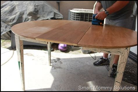 how to get sharpie off wood table kitchen table re do smart mommy solutions