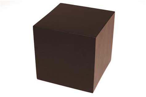 Individual Wall Shelves by Espresso Block Floating Shelf 150x150x150mm Mastershelf