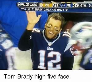 25+ Best Memes About Brady High Five   Brady High Five Memes