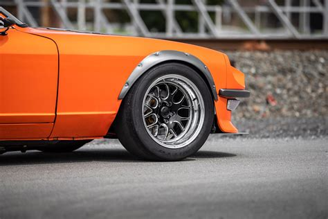 Datsun 240z Wheels by Datsun 240z Gallery Weld Wheels