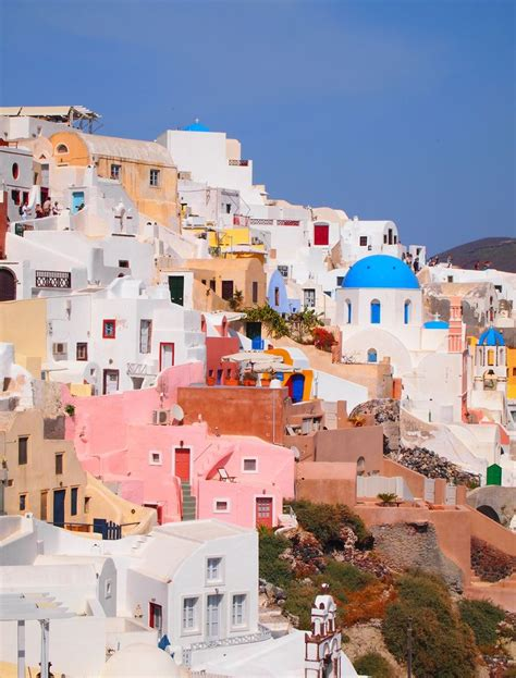 Best 25 Santorini Island Ideas On Pinterest Santorini