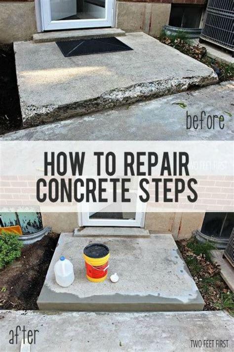17 best ideas about concrete steps on garden