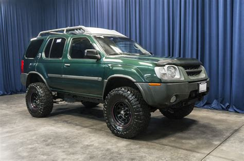 Used Lifted 2002 Nissan Xterra Supercharged 4x4 Suv For