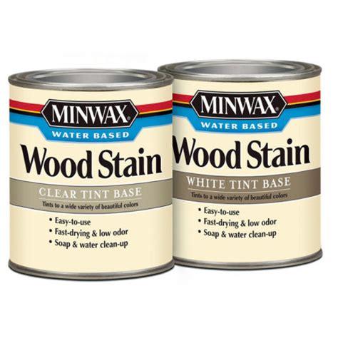 Minwaxwater Based Wood Stain  Las Hardwoods