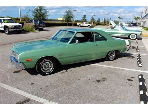 1974 Dodge Dart by 1974 Dodge Dart For Sale Classiccars Cc 936483