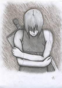 Suigetsu - feeling lonely... by TigressDrawing on DeviantArt
