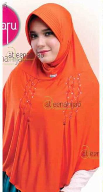 attena jilbab pesta syari taqiyyacollection