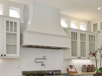 painted kitchen islands wood range hoods for custom kitchen cabinet designs