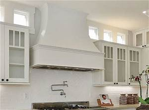 Wood Range Hoods for Custom Kitchen Cabinet Designs
