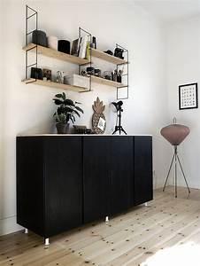 Ikea Hacks Flur : ikea hack wie du aus ivar schr nken ein cooles sideboard machst craftifair ~ Orissabook.com Haus und Dekorationen