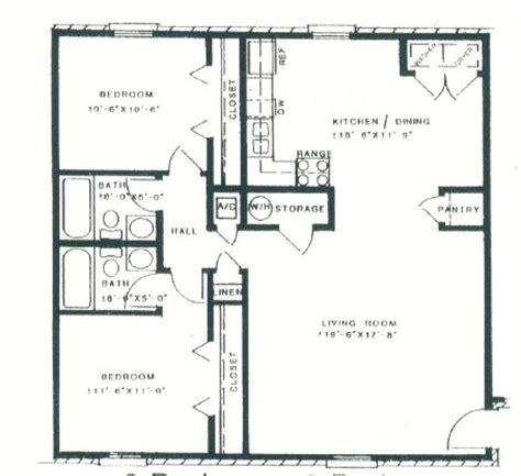 2 bedroom 2 bath floor plans two bedroom two bath floor plans bedroom at real estate
