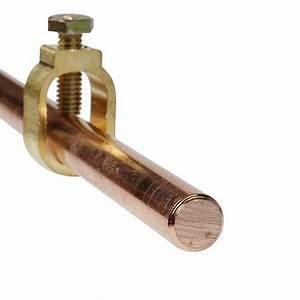 Cable De Terre 25mm2 : piquet de terre cuivr 1 m tre pour mise la terre ~ Dailycaller-alerts.com Idées de Décoration